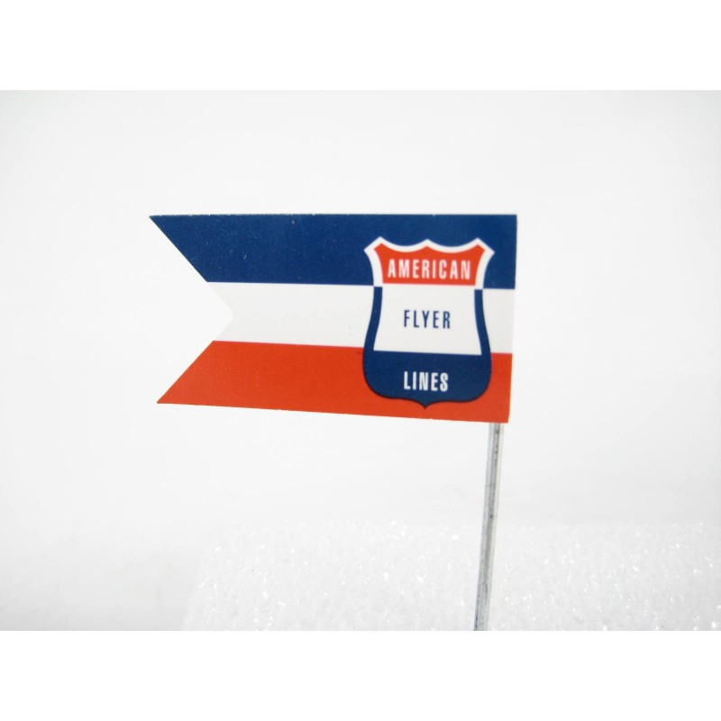 American Flyer Flag for Union Stations No. 793 & 799