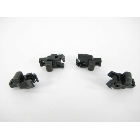 4 American Flyer No. 520 or 26520 Knuckle Coupler w/ Hole