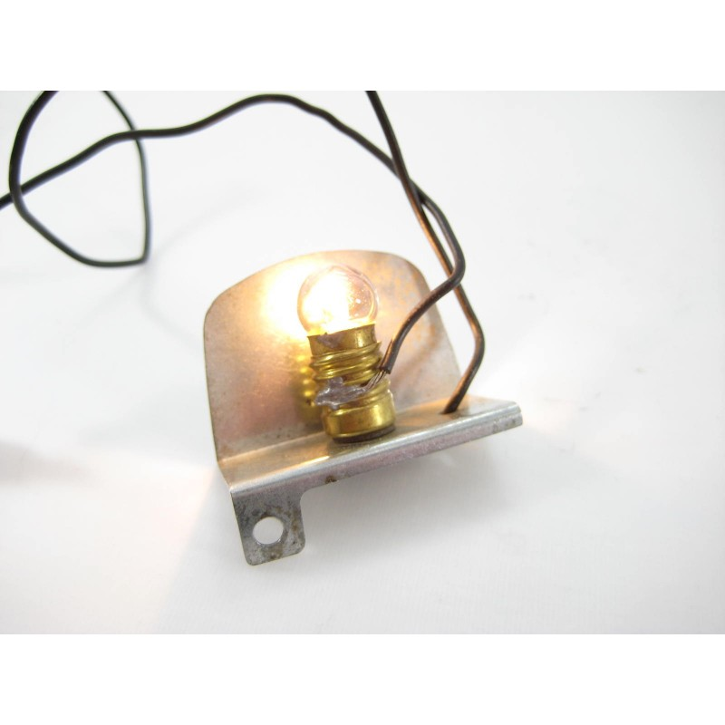 American Flyer Headlight Assembly for Diesels with Bulb