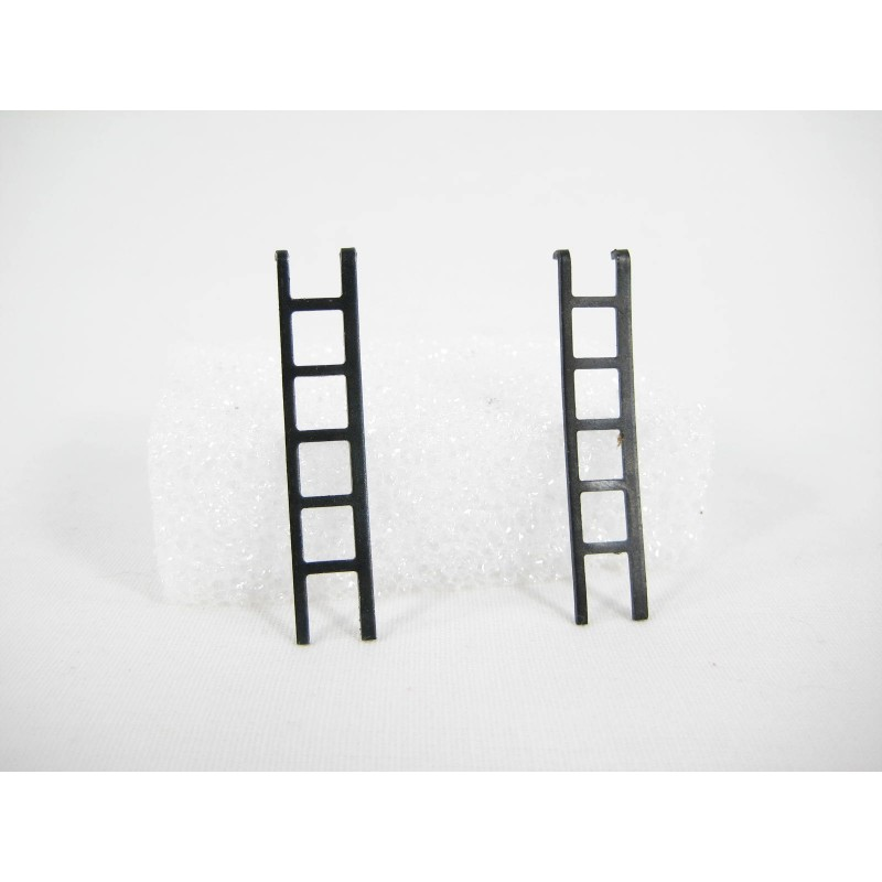 Two Metal Ladders for Tank Cars American Flyer No. 910, 912, 24319, 24323, 24324, 24329, 24330