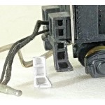 Tender Left Front Step Replacement Step for American Flyer Northerns