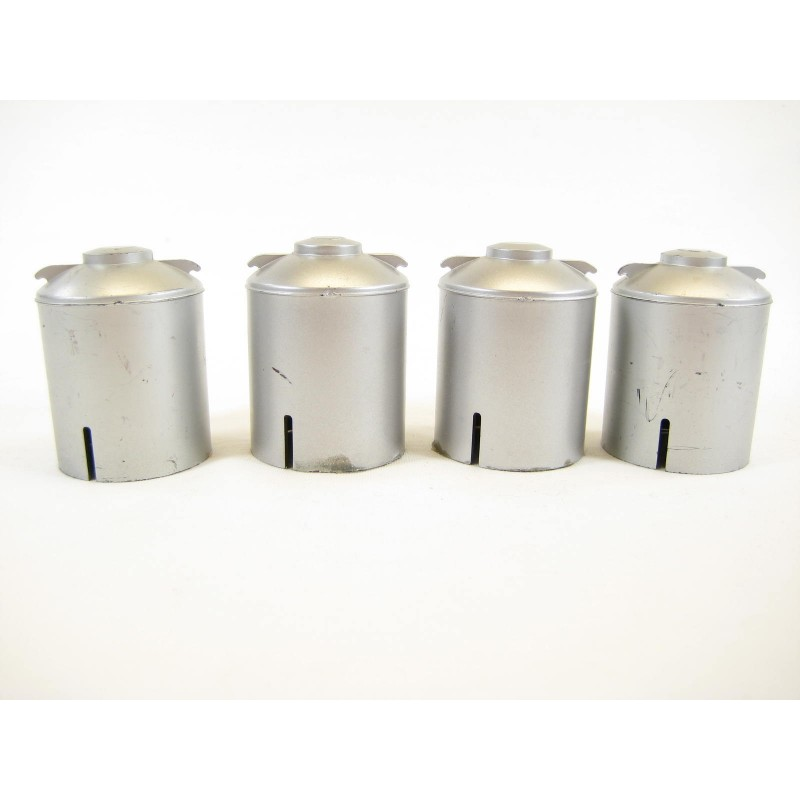 Set of 4 Blank Canisters