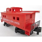 American Flyer No. 24636 Red Caboose