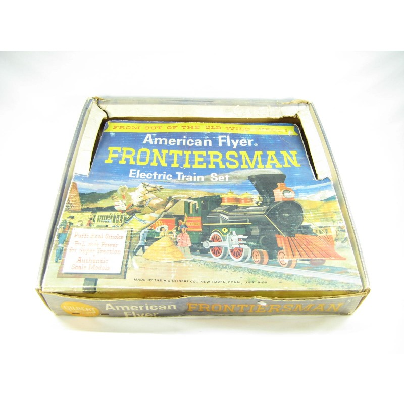 American Flyer No. 20550 Frontiersman Box Only