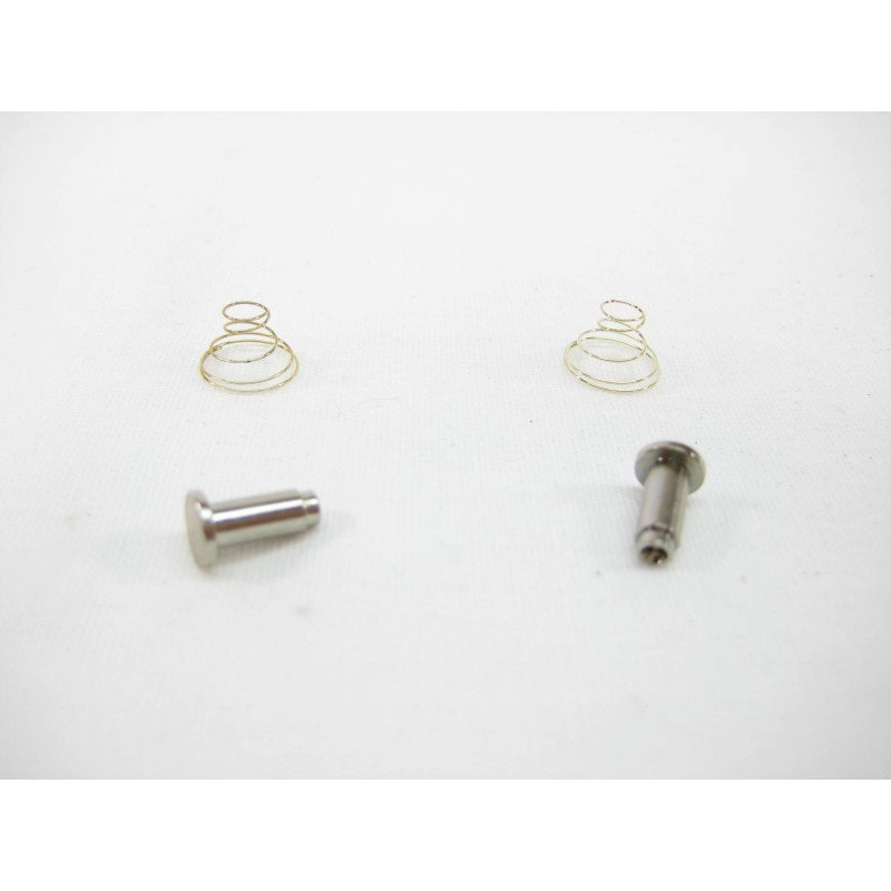 2 Cone Springs with Shouldered Rivets for 350, 353, 354 Pilot Trucks