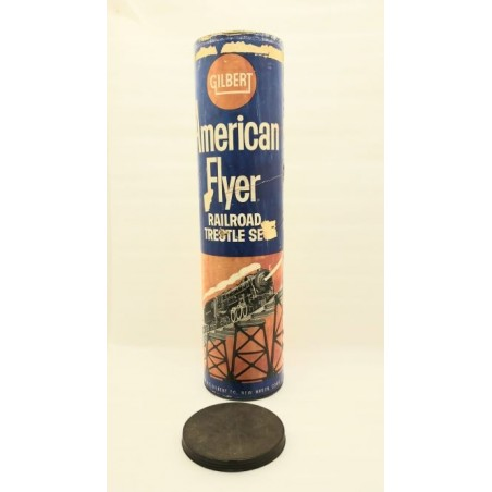 American Flyer No 26782 Original Trestle Canister with Lid