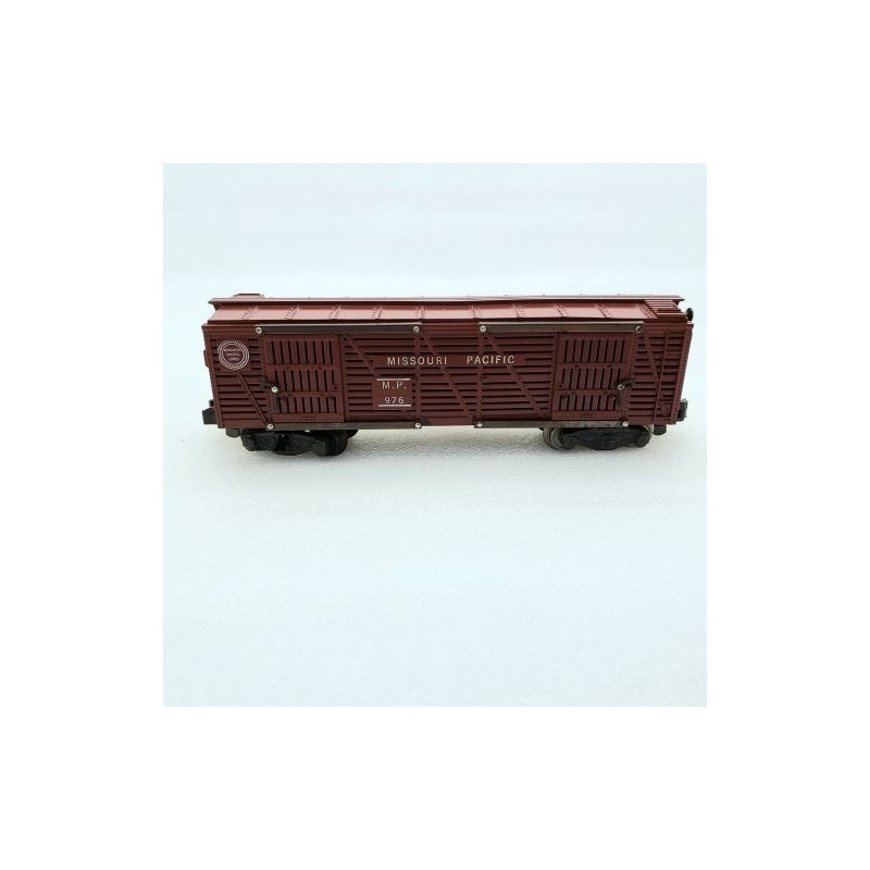 American Flyer No 976 Missouri Pacific Operating Cattle Car