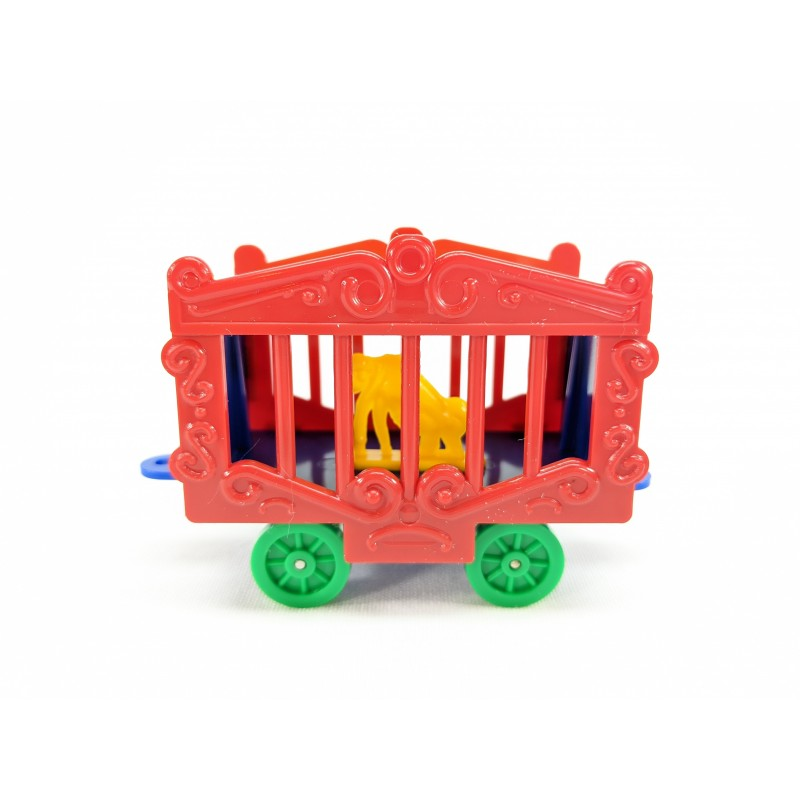 American Flyer Reproduction Circus Cage with Ape