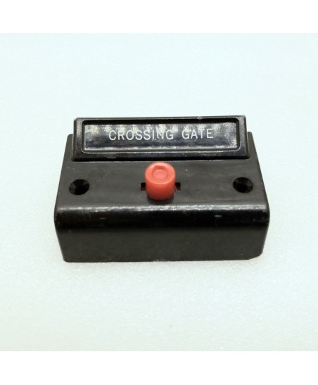 American Flyer Original Crossing Gate Operator Contolled Box For No. 23601 & 35702